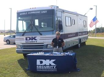 DK Security Mobile Career Fair 2021