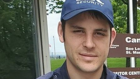 DK Security Justin Lacoursiere Michigan Security Officer Commendation for Heroism