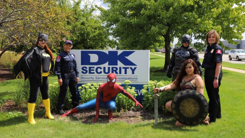 DK Security League of Enchantment Corporate Sponsor Michigan